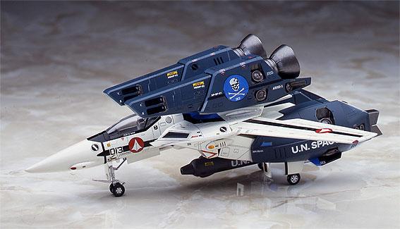 超時空要塞マクロス 1/72 VF-1 スーパー/ストライクバルキリー プラモデル(再販)[ハセガワ]《04月予約》