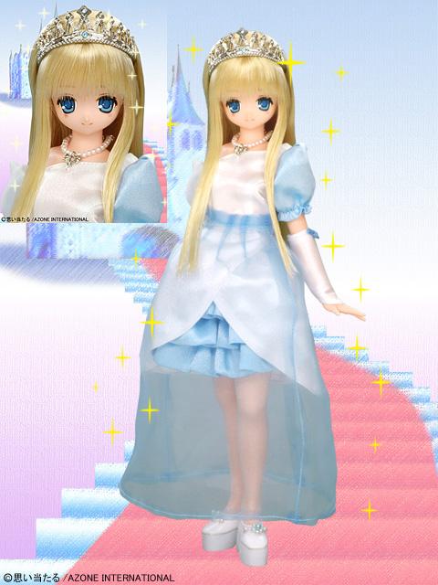 えっくす☆きゅーと Princess Koron(プリンセス ころん)[アゾン]《在庫切れ》