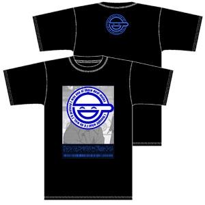 攻殻機動隊S.A.C. 笑い男 Tシャツ/ブラック-XL(再販)[コスパ]《06月予約》