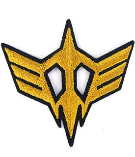 機動戦士ガンダム 突撃機動軍ワッペン(アイロン式)(再販)[コスパ]《10月予約》