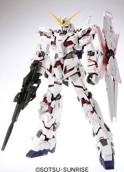 MG 1/100 ユニコーンガンダム Ver.Ka プラモデル(再販)[バンダイ]《取り寄せ※暫定》