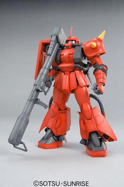 MG 1/100 MS-06R-2 ジョニー・ライデン専用ザク Ver.2.0 プラモデル(再販)[バンダイ]《取り寄せ※暫定》