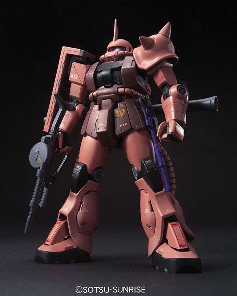 スーパーHCM Pro MS-06S シャア専用ザク