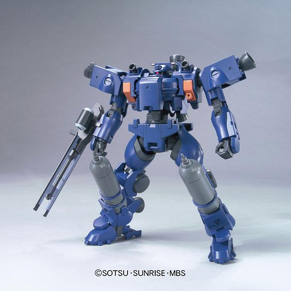 HG 機動戦士ガンダム00 1/144 ティエレン宇宙型 プラモデル[バンダイ]《在庫切れ》