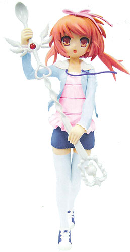 ななついろ★ドロップス 秋姫すもも 青/ピンクVer. 完成品フィギュア[ジュンプランニング]《在庫切れ》