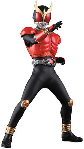 リアルアクションヒーローズ-436 DX 仮面ライダークウガ マイティフォーム(Ver.1.0)[メディコム・トイ]《在庫切れ》
