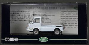 1/43 モデルカー スバル サンバートラック 1960(ライトブルー)[EBBRO]《在庫切れ》