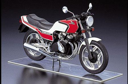 1/12 ネイキッドバイク No.03 ホンダ CBX400F プラモデル(再販)[アオシマ]《08月予約》