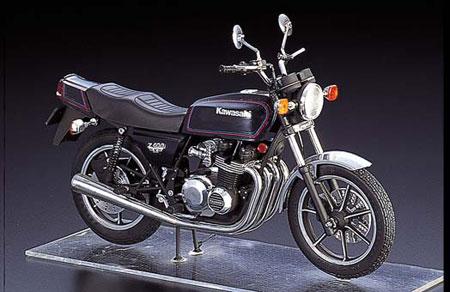1/12 ネイキッドバイク No.04 カワサキ Z400FX プラモデル(再販)[アオシマ]《取り寄せ※暫定》