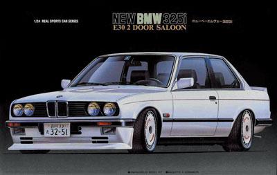 1/24 リアルスポーツカーシリーズ No.32 BMW 325i プラモデル(再販)[フジミ模型]《在庫切れ》