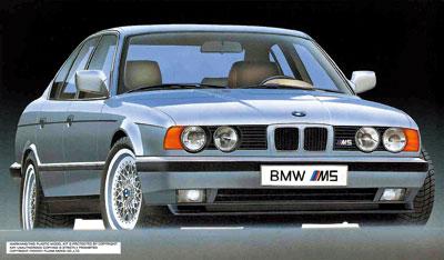 1/24 リアルスポーツカーシリーズ No.34 BMW M5 プラモデル(再販)[フジミ模型]《在庫切れ》