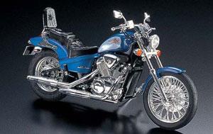 1/12 ネイキッドバイク No.16 Honda スティード400 プラモデル(再販)[アオシマ]《取り寄せ※暫定》