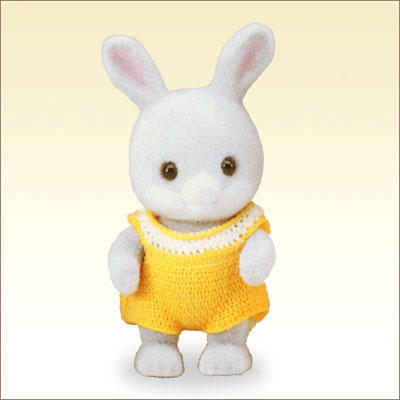 シルバニアファミリー 人形 わたウサギ 赤ちゃん[エポック]《在庫切れ》