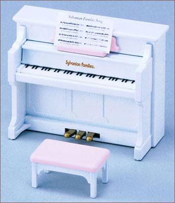 シルバニアファミリー 家具 ピアノセット[エポック]《発売済・在庫品》