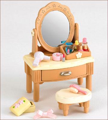 シルバニアファミリー 家具 ドレッサーセット[エポック]《発売済・在庫品》