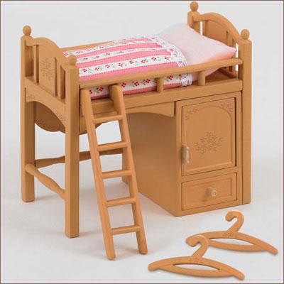 シルバニアファミリー 家具 ロフトベッド[エポック]《発売済・在庫品》