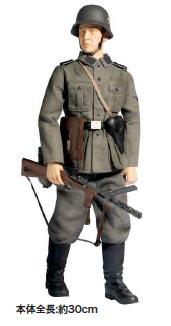 "1/6 WW.II ドイツ武装親衛隊LAH(自動車化)師団 第1歩兵大隊""ローター・クロー""東部戦線1941[プラッツ]《在庫切れ》"