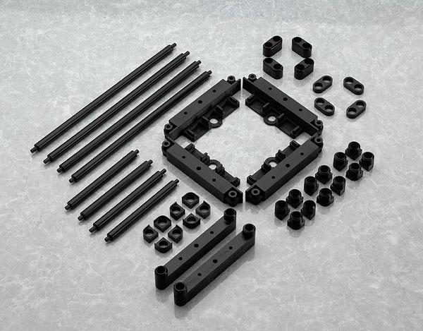ディスプレイベース di:stage(ディステージ) 拡張(エクステンション)セット01 レイヤーユニット ブラックver.