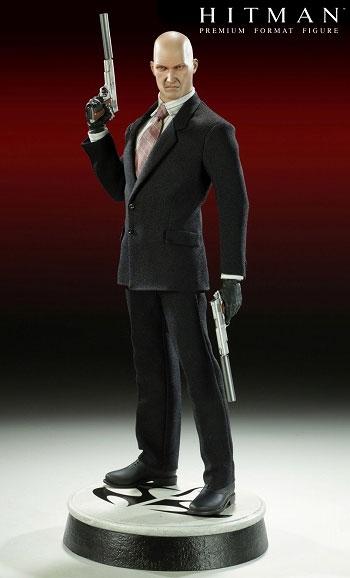 ヒットマン 暗殺者47 プレミアムフォーマット 1/4フィギュア 単品[サイドショウ]《在庫切れ》