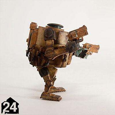 ワールド・ウォー・ロボット ユーロ・ブランブル 完成品フィギュア 単品[スリー・エー]《在庫切れ》