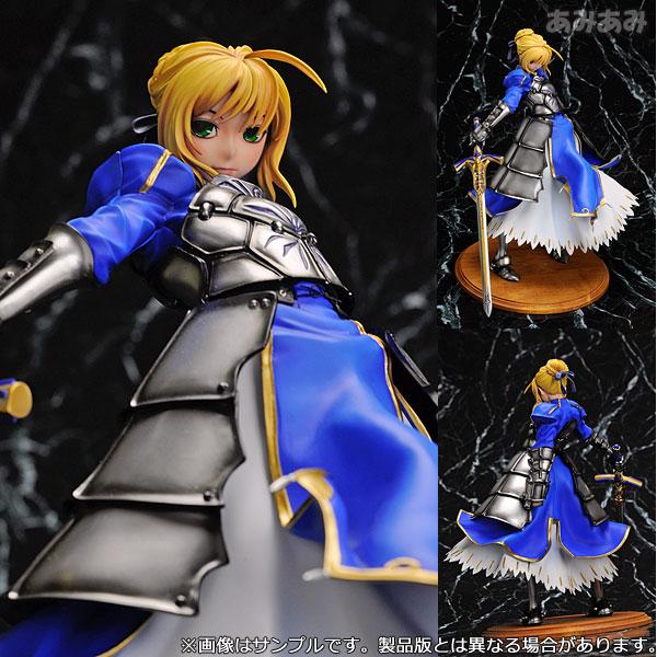 リアルアレンジ003 Fate/stay night セイバー 1/4 完成品フィギュア