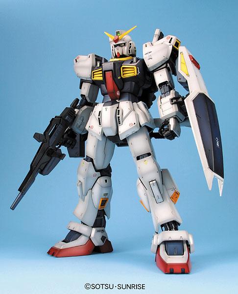 PG 1/60 RX-178 ガンダムMk-II(白・エゥーゴカラー) プラモデル