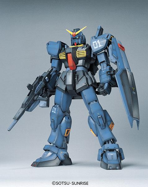 PG 1/60 RX-178 ガンダムMk-II(黒・ティターンズカラー) プラモデル