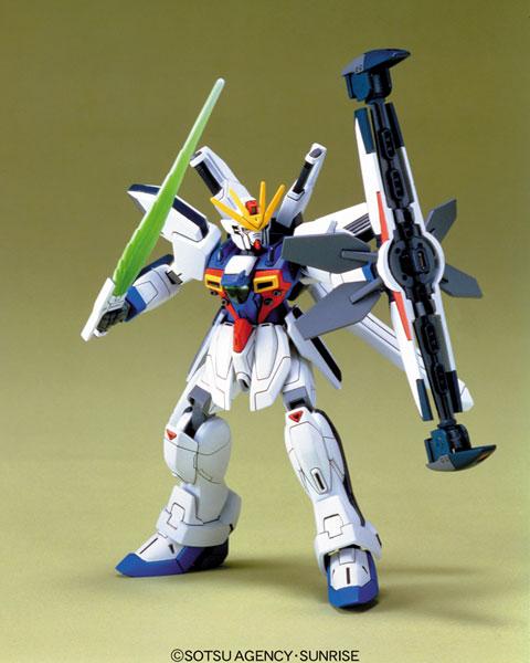 機動新世紀ガンダムX 1/144 ガンダムX D.V.(ディバイダー) プラモデル