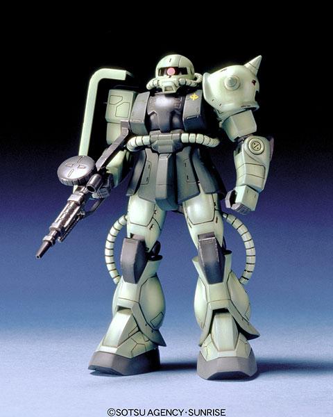 1/144 ガンダム「第08MS小隊」MS-06J ザクII プラモデル(再販)[バンダイ]《在庫切れ》