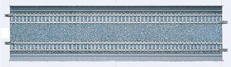 1062 複線レールDS280(F)(2本セット)[TOMIX]《在庫切れ》