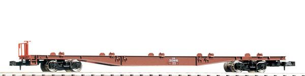2783 国鉄 コキ50000形 (コンテナなし) (2両セット)(再販)[TOMIX]《12月予約》