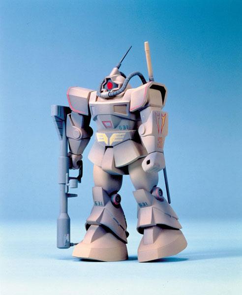 機動戦士ガンダム MSV 1/144 局地戦闘型ドム プラモデル
