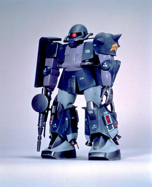 機動戦士ガンダム MSV 1/60 ザクII R-1型 プラモデル