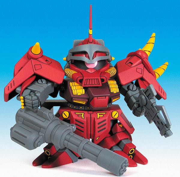 BB戦士 ザッパーザク(重装備型) プラモデル[バンダイ]《在庫切れ》