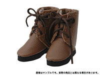 21/23cm用ウェア 21cm 聖ポートルダム初等部 指定ブーツ(ドール用衣装)