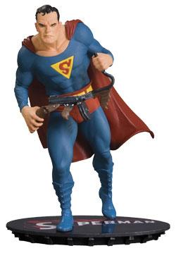 DCクロニクルズ スーパーマン スタチュー 単品[DCダイレクト]《在庫切れ》