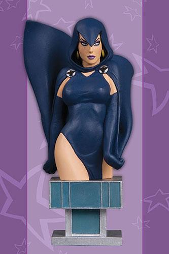 ウーマン・オブ・ザ・DCユニバース レイブン(アマンダ・コナー版) ミニバスト シリーズ3 単品[DCダイレクト]《在庫切れ》