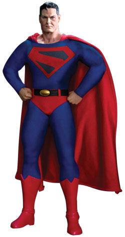 スーパーマン(キングダム・カムVer.) デラックス13インチコレクターフィギュア 単品[DCダイレクト]《在庫切れ》