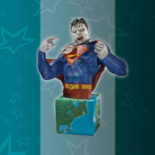 ヒーローズ・オブ・ザ・DCユニバース ビザロ ミニバスト 単品[DCダイレクト]《在庫切れ》
