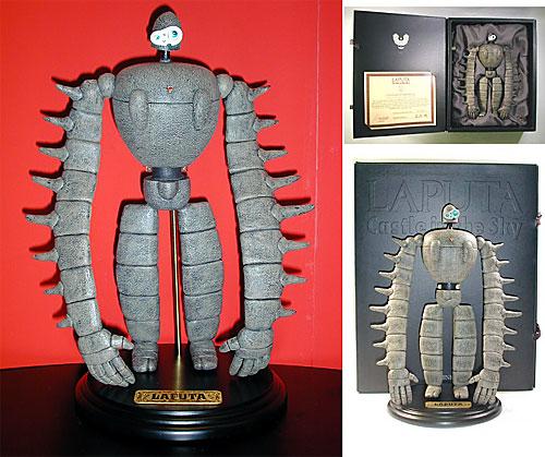 天空の城ラピュタ ロボット兵DXフィギュア COMINICA版(再販)[コミニカ]《在庫切れ》