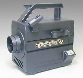 タミヤ スプレーワーク HG コンプレッサー レボ(AC専用) 74515[タミヤ]《在庫切れ》
