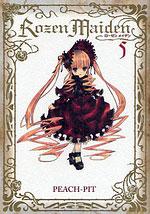 【漫画】Rozen Maiden ローゼンメイデン [新装版] (1-7巻 全巻)[集英社]《在庫切れ》