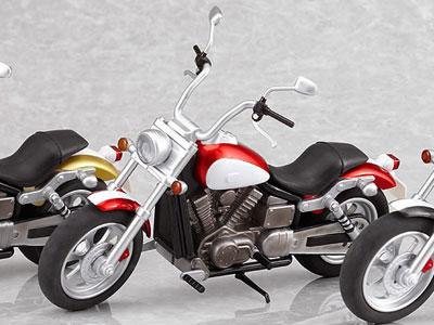 ex:ride(エクスライド) ride.007 アメリカンバイク レッド[フリーイング]《在庫切れ》