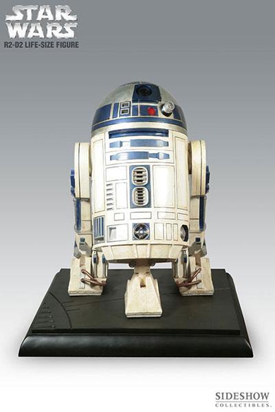 スター・ウォーズ R2-D2 等身大フィギュア 単品[サイドショウ]《在庫切れ》