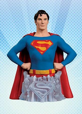 スーパーマン / クリストファー・リーヴ as スーパーマン バスト 単品[DCダイレクト]《在庫切れ》