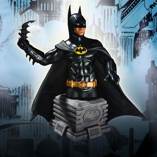 バットマン マイケル・キートン版 バスト 単品[DCダイレクト]《在庫切れ》