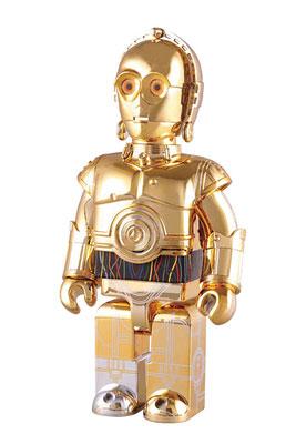 キューブリック No.279 スター・ウォーズ 400% C-3PO[タカラトミー]《在庫切れ》