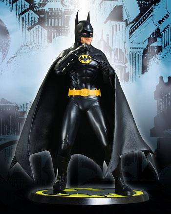 バットマン(1989) スタチュー バットマン(Michael Keaton As Batman Statue) 単品[DCダイレクト]《在庫切れ》