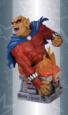 ヒーローズ・オブ・ザ・DCユニバース シリーズ2/ エトリガン・ザ・デーモン バスト 単品[DCダイレクト]《在庫切れ》