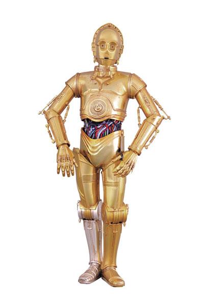 リアルアクションヒーローズ-493 スター・ウォーズ C-3PO